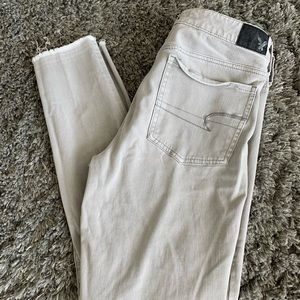 America Eagle 360 Stretch Jeans